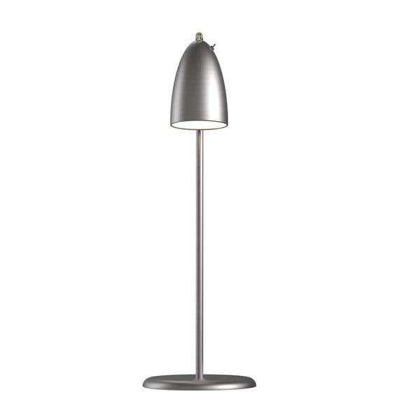 Stolní lampa Nordlux Nexus, broušená ocel