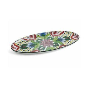 Oválný dekorativní talíř Villa d´Este Andalucia