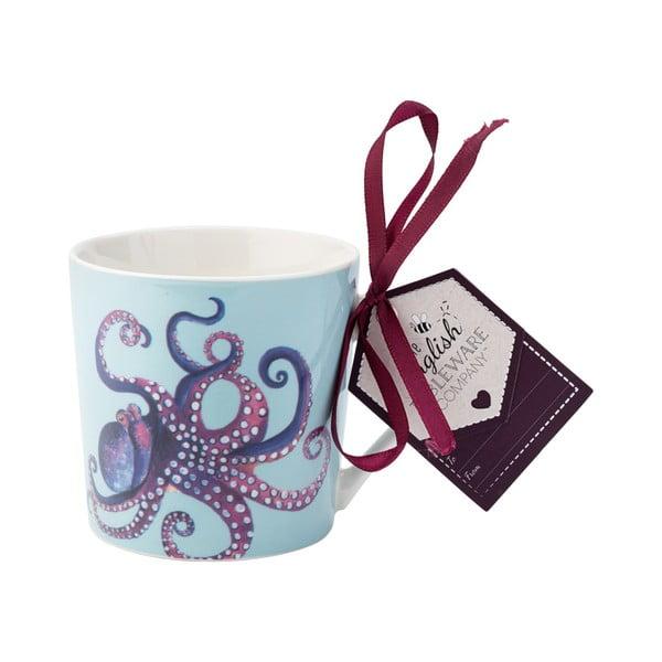 Porcelánový hrnek David Mason Dish Of The Day Octopus, 300 ml