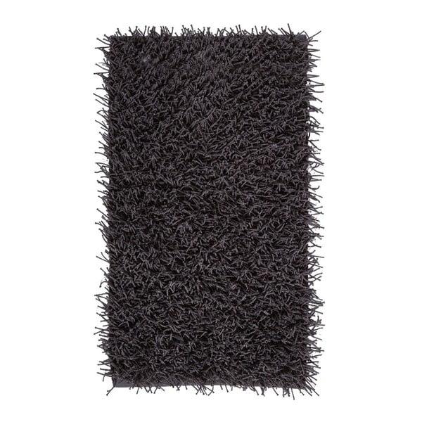 Tmavě šedá koupelnová předložka Aquanova Taro, 60x100cm