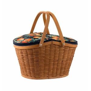 Piknikový košík s vybavením pro 4 osoby Navigate Baker