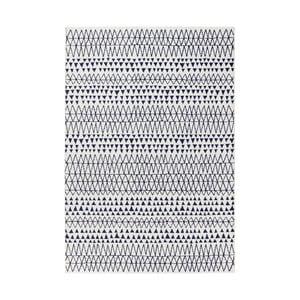 Krémovo-černý koberec Mint Rugs Madison, 160 x 230 cm
