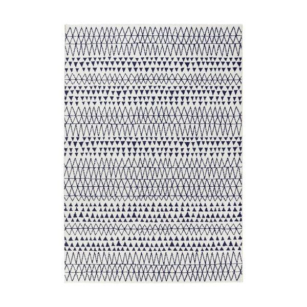 Kremowo-czarny dywan Mint Rugs Madison, 160x230 cm
