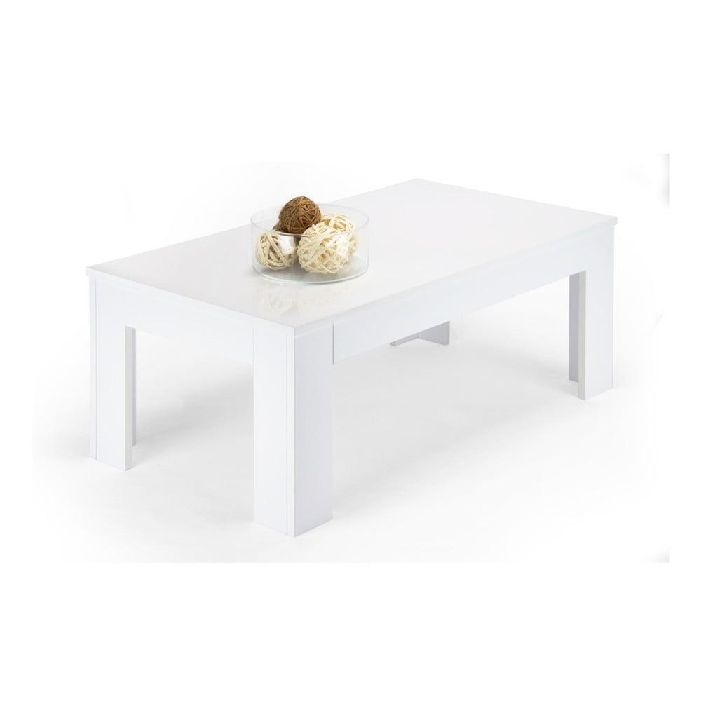 Bílý konferenční stolek MobiliFiver Easy