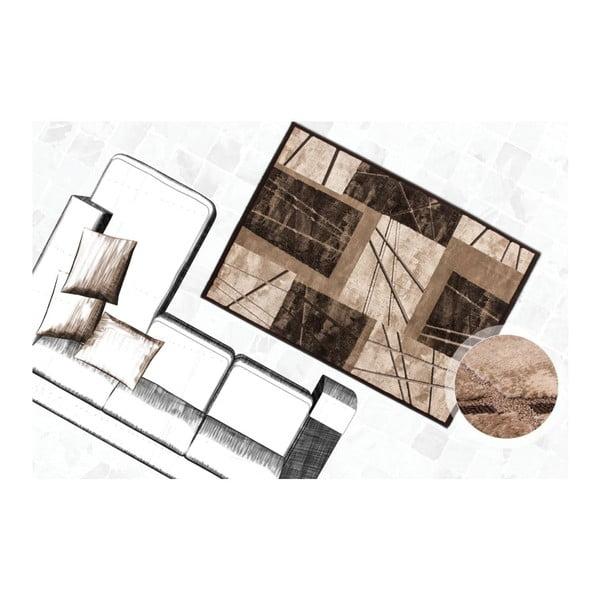Koberec Otomi 556 Beige, 80x300 cm
