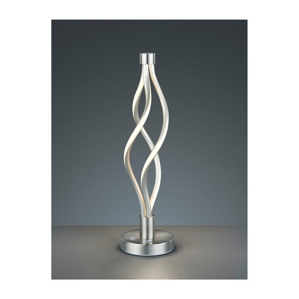 Veioză LED Trio Loop, înălțime 57 cm