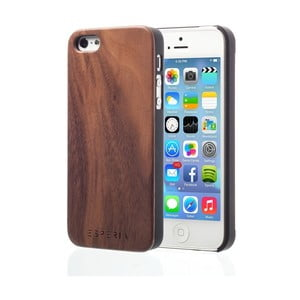 ESPERIA Eclat Walnut pro iPhone 5/5S