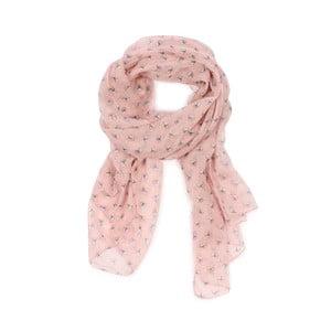 Šátek Bohemia Spring Bunny Pink