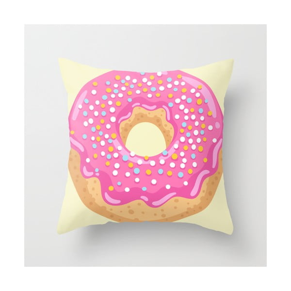 Povlak na polštář Donut III, 45x45 cm