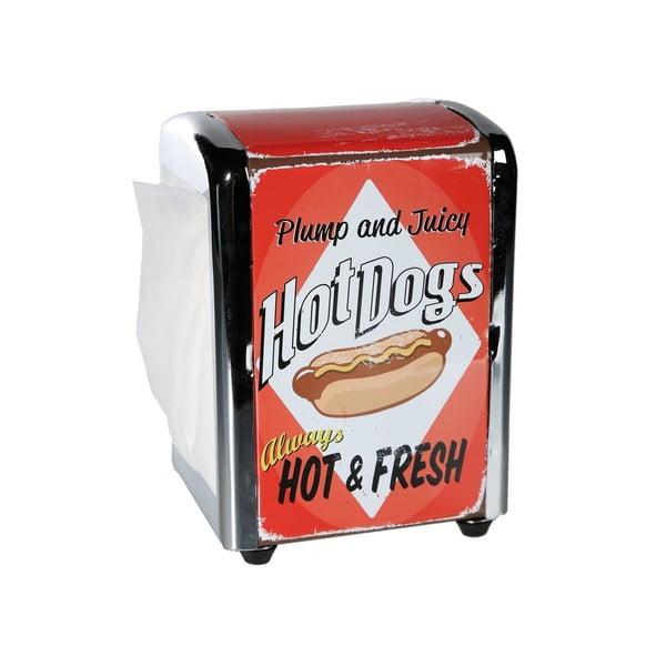 Stojánek na ubrousky Postershop Hot Dogs