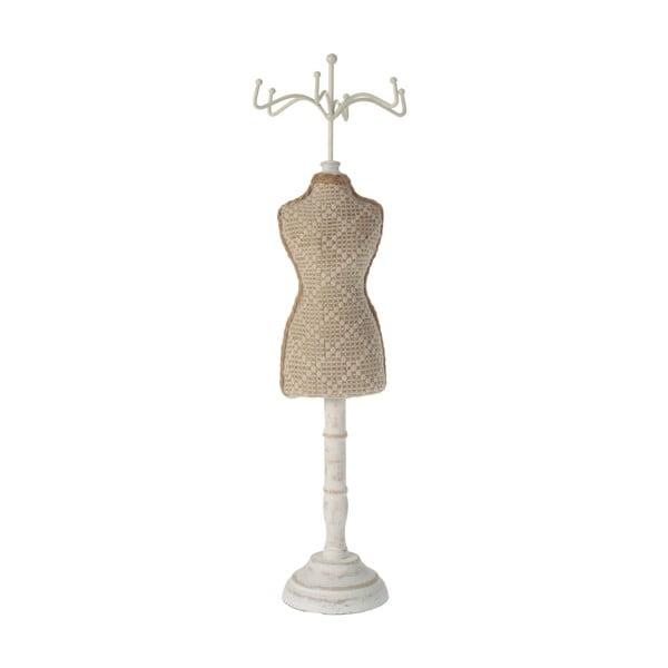 Stojan na šperky Beige Mannequin