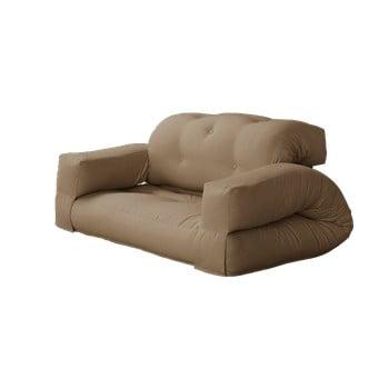 Canapea extensibilă Karup Design Hippo Mocca, maro de la Karup Design