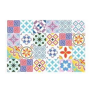 Sada 24 samolepek Ambiance Cheerful Mosaic