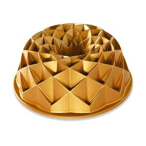 Formă pentru chec Nordic Ware Jubilee, auriu