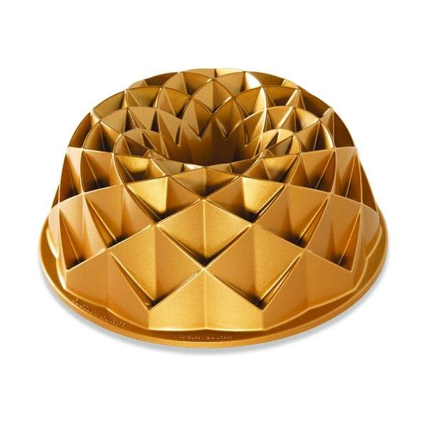 Jubilee aranyszínű kuglófforma - Nordic Ware