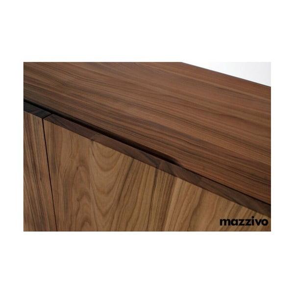 Komoda Mazzivo z olšového dřeva, model 1.2, natural