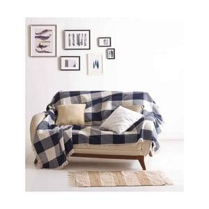 Pătură din bumbac Dama, 180 x 230 cm