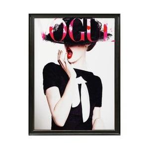 Poster cu ramă Deluxe Vogue no. 4, 70 x 50 cm