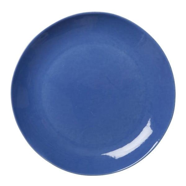 Keramický talíř Blue Pink