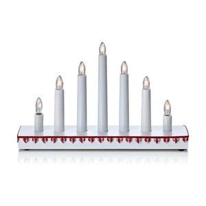 Svítící svícen Klara