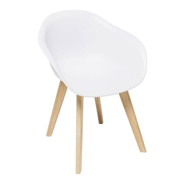 Set 4 scaune Kare Design Forum, alb