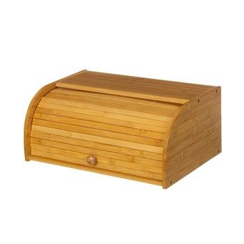 Cutie din lemn de bambus pentru pâine Unimasa, 27 x 16,5 cm imagine