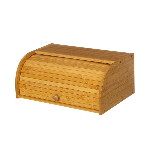 Cutie din lemn de bambus pentru pâine Unimasa, 27 x 16,5 cm