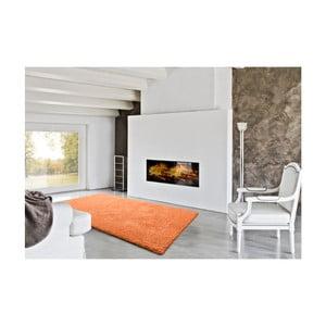 Oranžový koberec Universal Catay, 133 x 190 cm