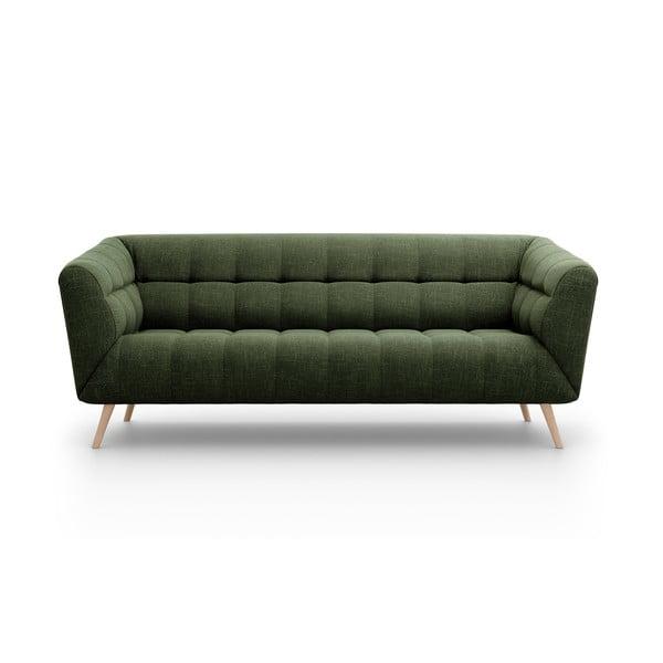Zelená pohovka Interieurs 86 Etoile, 210 cm