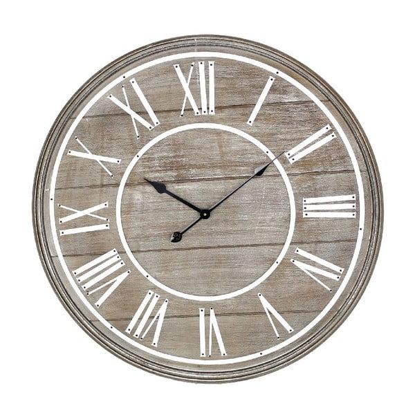Nástěnné hodiny Iron Natural, 80 cm