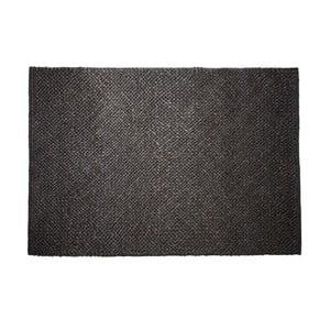 Koberec Codino Natur Black, 160x230 cm