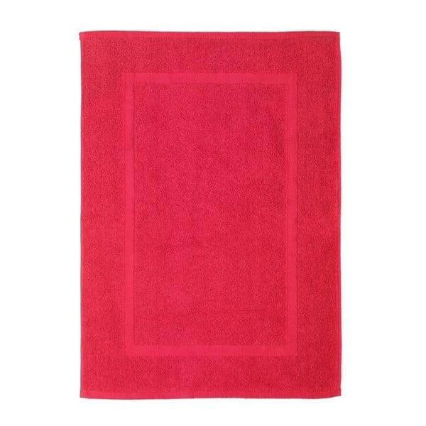 Červená bavlněná koupelnová předložka Wenko Watermelon, 50x70cm