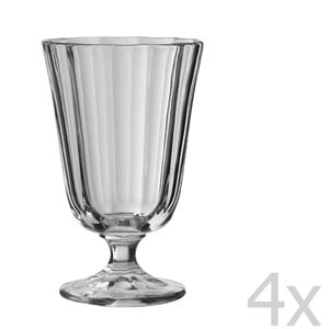 Sada 4 sklenic Ana Cotes, 195 ml