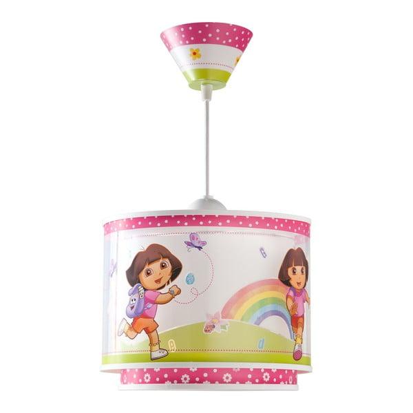 Závěsná lampa Dora