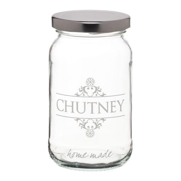Zavařovací sklenice na chutney KitchenCraft Home Made, 454 ml