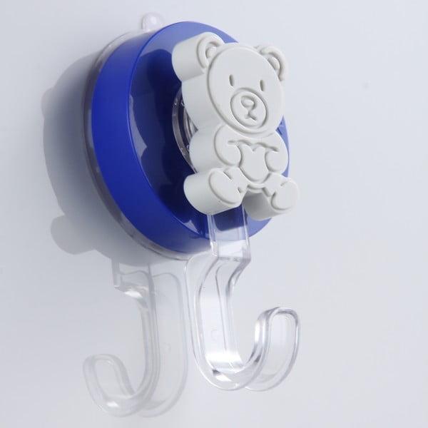 Modrý háček bez nutnosti vrtání ZOSO Bear