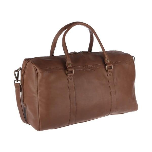 Kožená pánská taška Global Chestnut