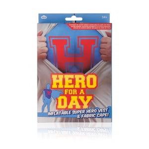 Nafukovací hruď s pláštěm NPW Hero For The Day