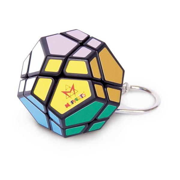 Breloc chei puzzle RecentToys Mini Skewb