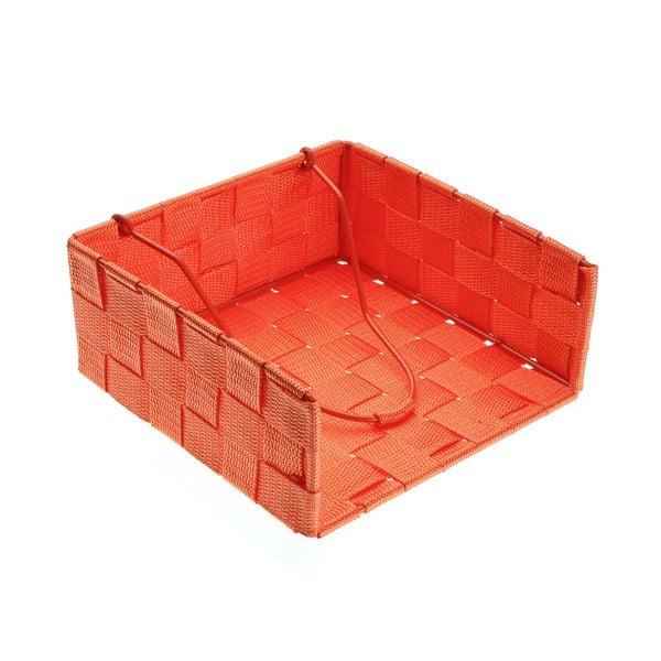 Oranžový stojan na ubrousky Versa Napkin