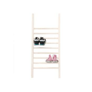 Suport pentru încălțăminte Linen Escalera S White, înălțime 90 cm imagine