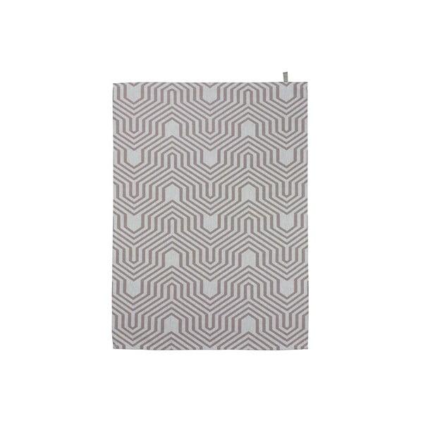 Kuchyňská utěrka Graphis Grey
