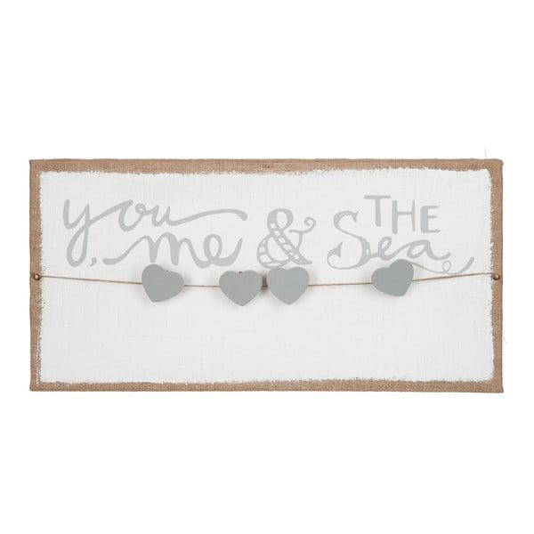 Nástěnka na vzkazy You Sea, 60x30 cm