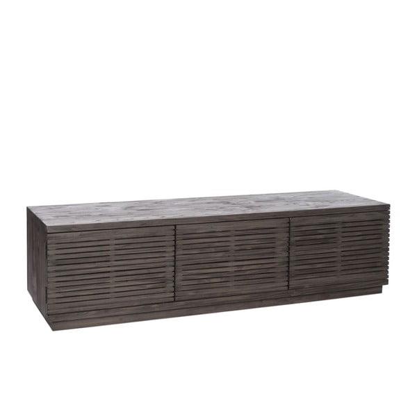 Skříňka pod televizi Slats Brown, 150x46x41 cm