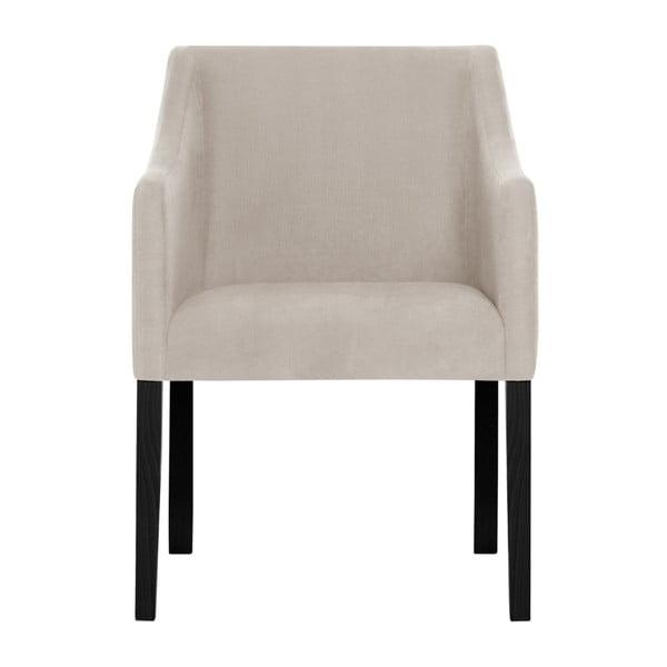 Krémová židle Guy Laroche Illusion