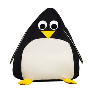 Dětský interiérový sedací vak KICOTI Penguin