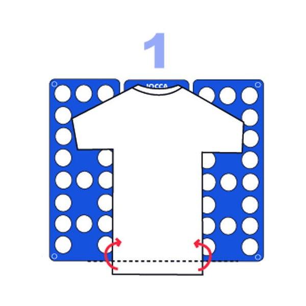 Forma na skládaní triček JOCCA