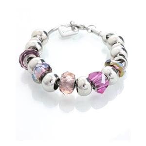 Náramek s krystaly Swarovski Elements Laura Bruni Drava