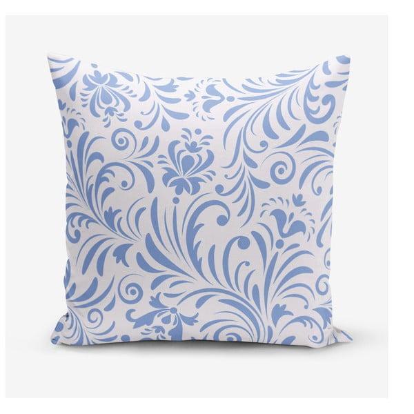 Povlak na polštář s příměsí bavlny Minimalist Cushion Covers Ebro, 45 x 45 cm