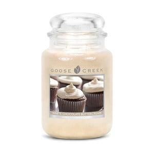 Vonná svíčka ve skleněné dóze Goose Creek Bílá čokoláda, 0,68kg